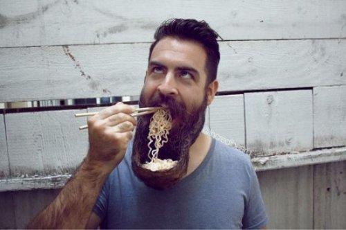 Мистер Крутая Борода и его по-настоящему впечатляющие бороды (11 фото)