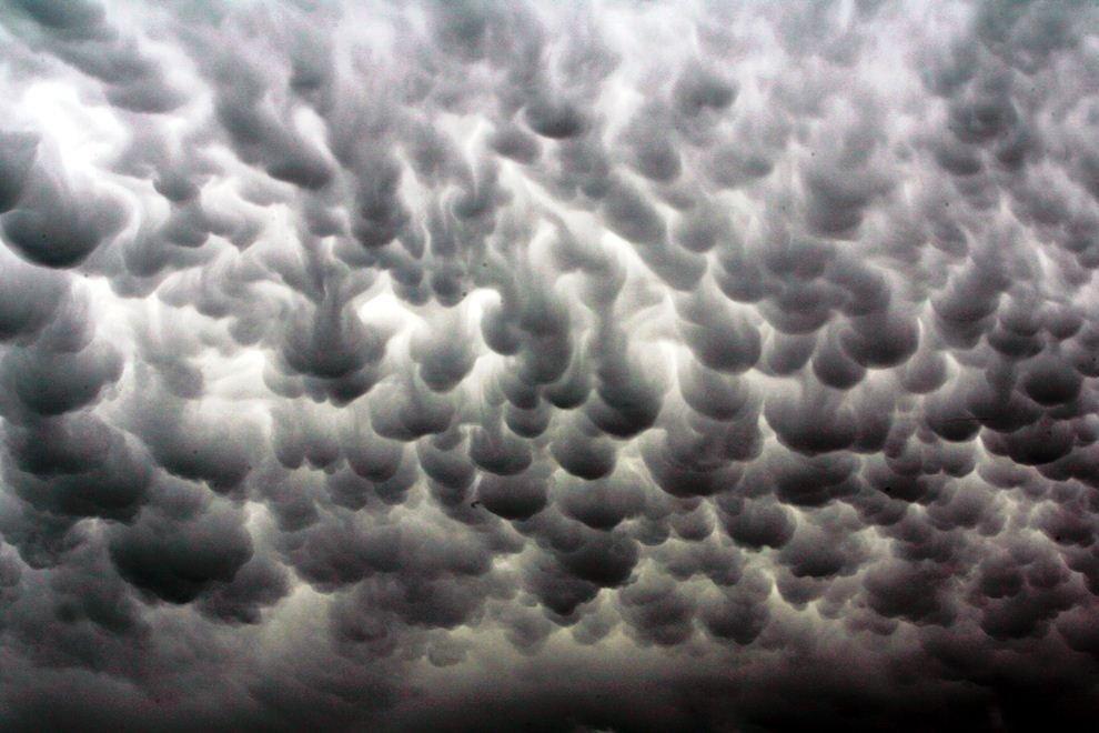 вымеобразные облака фото источниках детали жизни