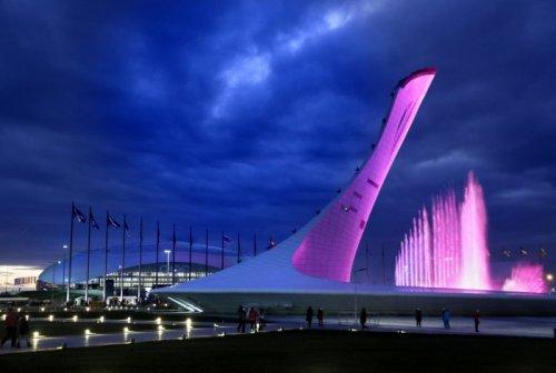 Сочи-2014: Экскурсия по олимпийским местам (18 фото)