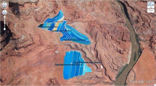 Достопримечательности планеты через Google Earth (30 фото)