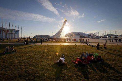Зимние Олимпийские игры в фотографиях (26 шт)