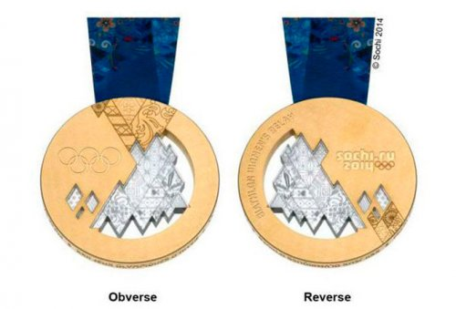 Олимпийские медали с 1869 по 2014 год (49 фото)