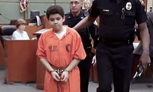 8 Злобных детей, которые кого-то убили