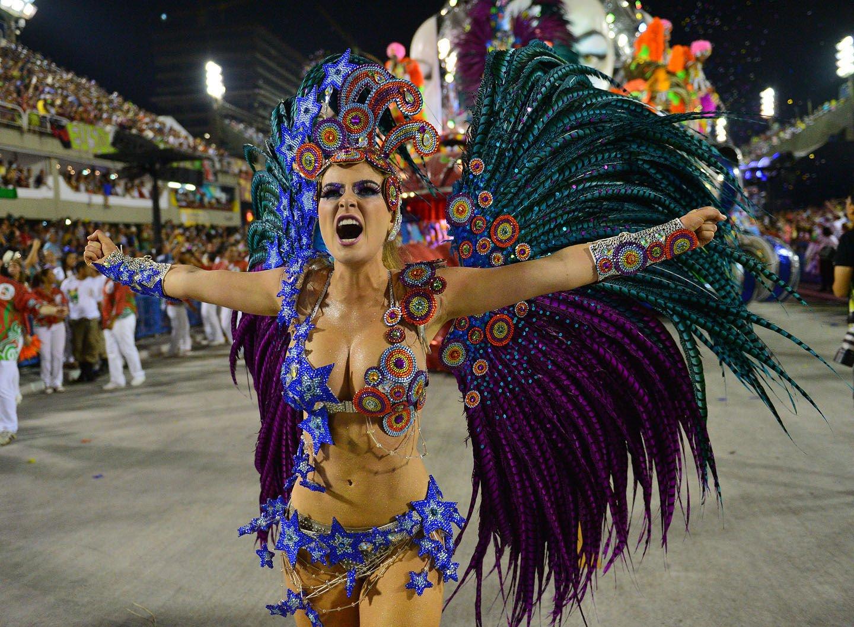 Бразильские сексуальные девушки на карновале фото фото 85-918