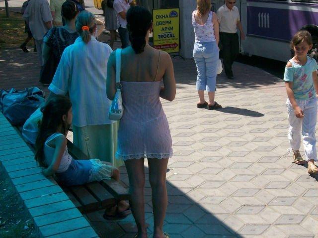 Девушки в прозрачных штанишках фото 531-299