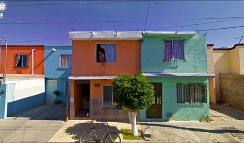 Топ-25 Самых невероятных фотографий с Google Street View