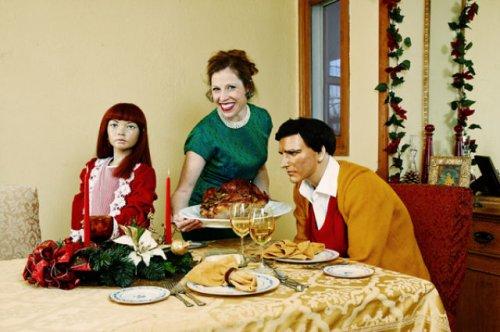 Необычные семейные фотографии Сюзанны Хейнц (30 шт)