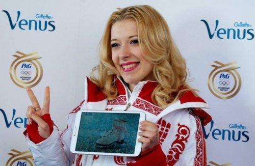 Олимпийская чемпионка Екатерина Боброва собирается продать подаренный ей внедорожник (3 фото)