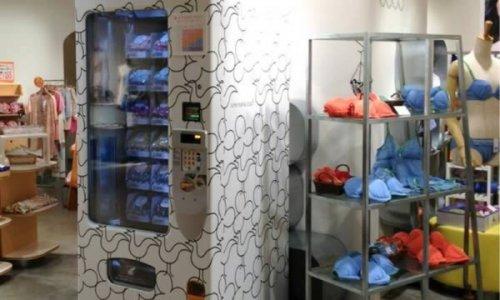 10 Новых странных торговых автоматов