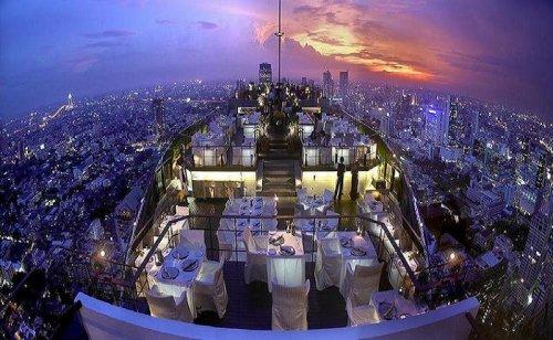 Самые впечатляющие крыши мира (10 фото)
