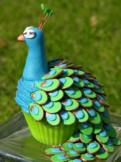 Шедевры кулинарного искусства: кексы (24 фото)