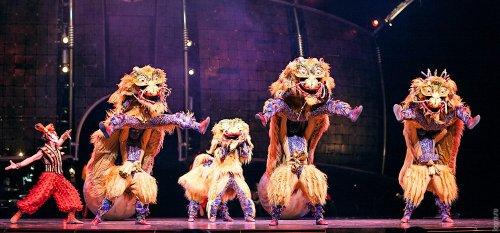 О Цирке дю Солей в цифрах (30 фото)