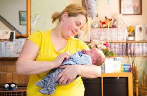 9 Удивительных историй беременных женщин