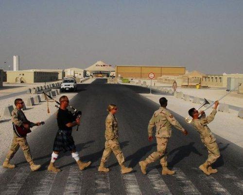 Будни военнослужащих (30 фото)