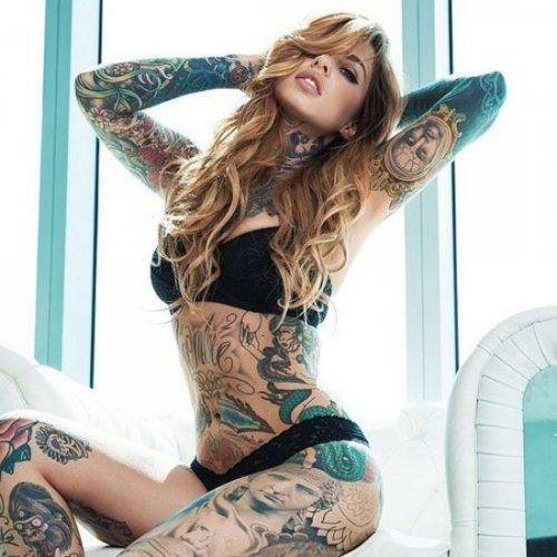 Татуировки на любой вкус (25 шт)