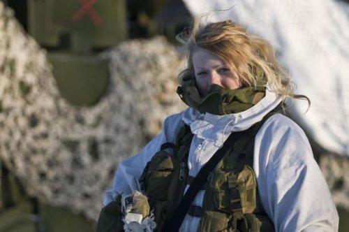 Нововведение в Норвежской армии: мужчины и женщины живут в одной казарме (8 фото)