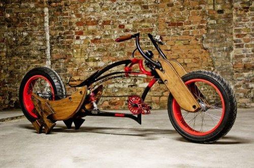 Интересный и оригинальный дизайн велосипедов (31 фото)