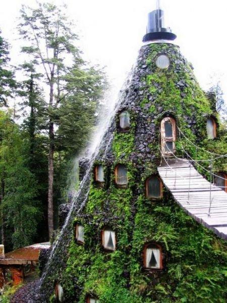 Впечатляющие примеры необычной архитектуры (30 фото)