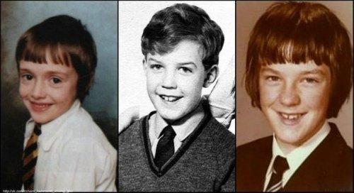 Фотозагадка дня: кем стали эти мальчики? (2 фото)