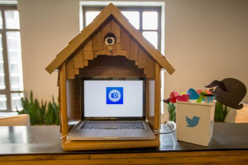Штаб-квартира Twitter переехала в новый офис в Сан-Франциско (28 фото)