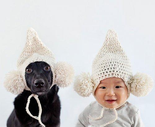 Зои и Джаспер — очаровательная серия фотографий Грейс Чон (9 фото)