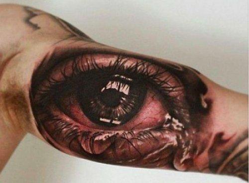 Новая коллекция отличных татуировок (29 фото)