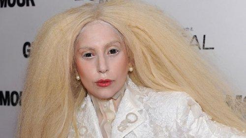 Леди Гага без макияжа (5 фото)