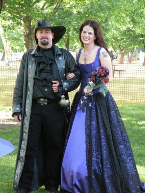 Весёлая коллекция свадебных фотографий (21 шт)