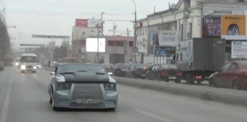 Рестайлинг Москвича-2140 по-ростовски (2 фото + 2 видео)