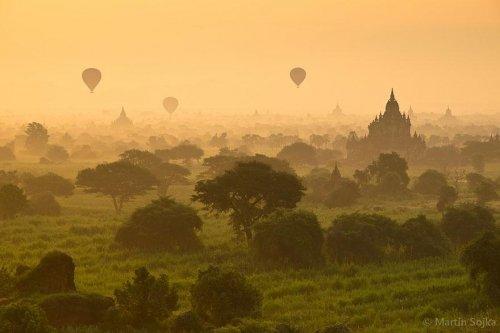 40 Захватывающих дух мест, которые стоит посетить в своей жизни
