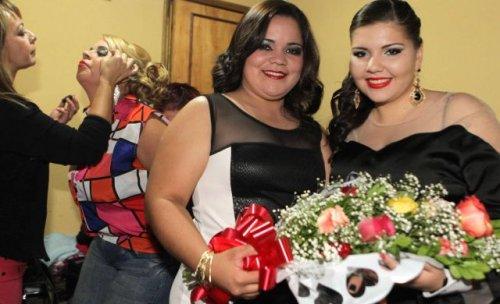 Конкурс красоты среди толстушек (29 фото)