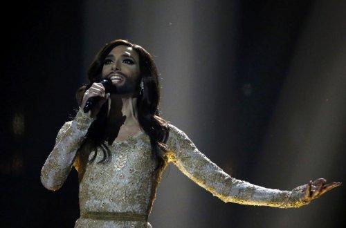 Победитель конкурса Евровидение-2014 – певец из Австрии Кончита Вурст (10 фото + видео)