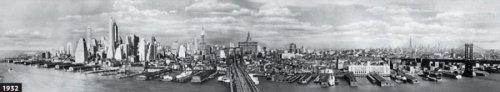 Как изменились со временем города мира (38 фото)