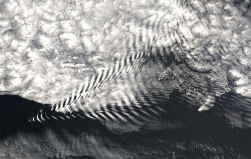 Топ-10 Поразительных природных феноменов, запечатлённых на плёнку