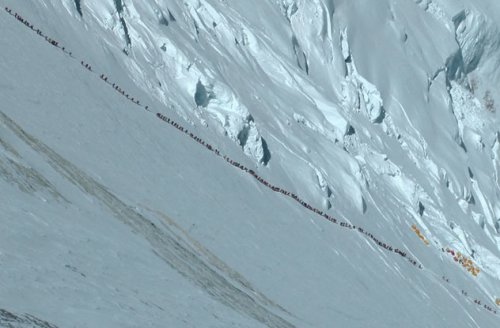 Топ-10 Фактов о горе Эверест, о которых вы не знали