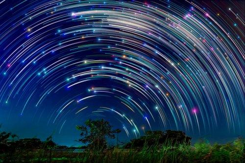 Волшебное ночное небо в фотографиях Джастина Нг (10 фото)