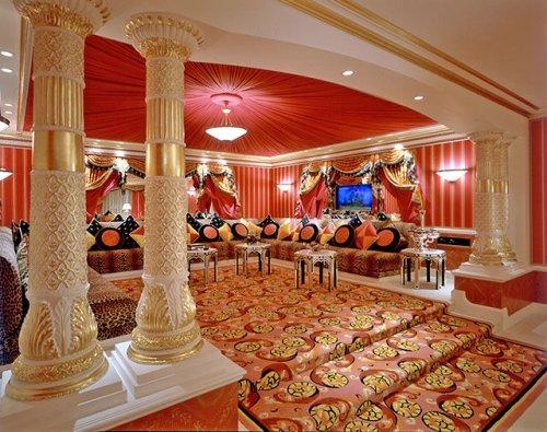 Весеннее настроение. Номер люкс в Бурдж-эль-Араб за $27.000 за ночь