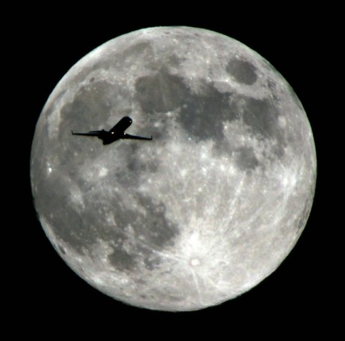 Просто интересные фотографии: самолёты (14 фото)