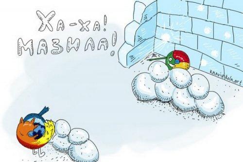 Забавные иллюстрации Игоря Калашникова (22 шт)