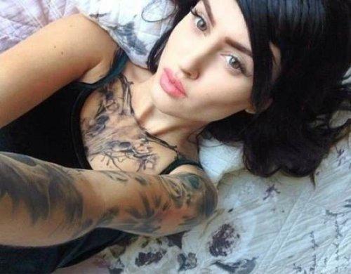 Татуировки на любой вкус (27 фото)