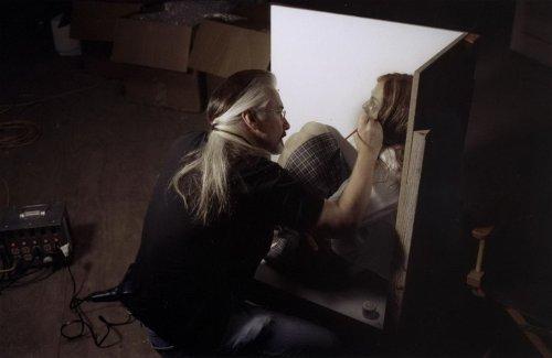 Как создавались киномонстры (16 фото)