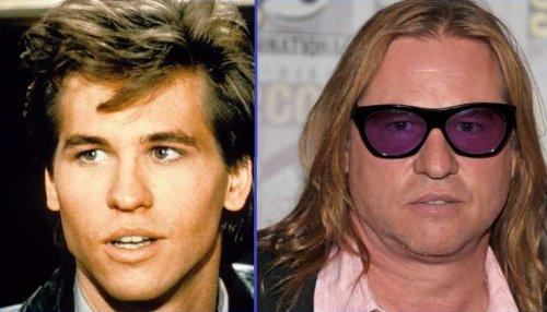 Как стареют знаменитости (19 фото)