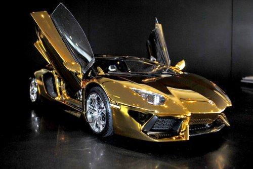 Самая дорогая модель автомобиля в мире (9 фото)