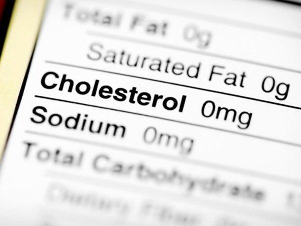 общий уровень холестерина крови