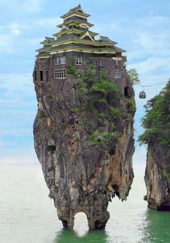 Фото самых необычных домов в мире