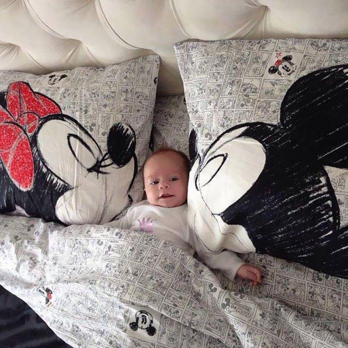 Прикольные картинки про постельное белье
