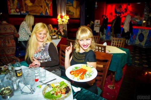 Кулинарная эротика (12 фото)