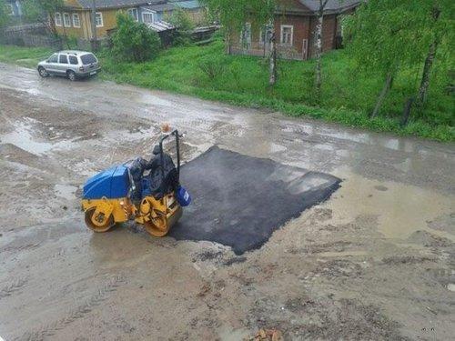 Тем временем в России… (14 фото)