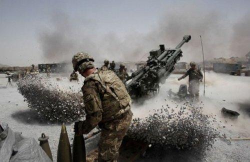 25 Впечатляющих кадров, демонстрирующих военную мощь