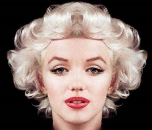 Если бы у знаменитостей были симметричные лица (10 фото)